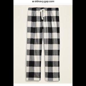 Old Navy flannel PJ pants